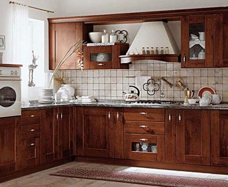 Maxi mobili cucine classiche moderne arredamento su misura - Arredamento cucina classica ...